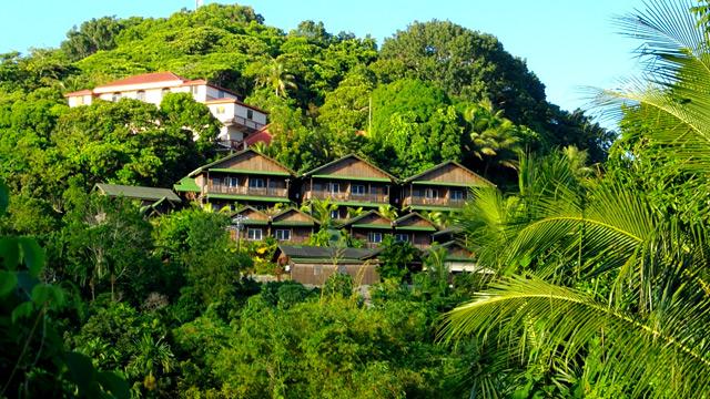 palau micronesia neco marine europe rose garden resort 3