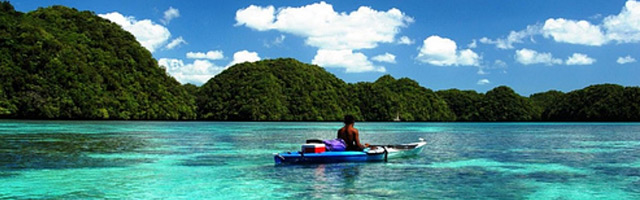 Nature in Palau
